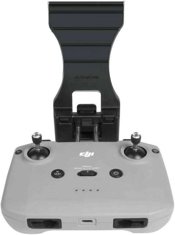 Nuofan Soporte de Clip Extensor para Tableta iPad para Accesorio de Control Remoto dji Mavic Air 2