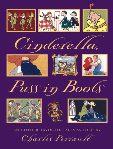 Read Online Cinderella, Puss in Boots and Other Favorite Tales pdf epub