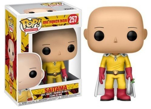Funko Pop! Anime One Punch - Saitama