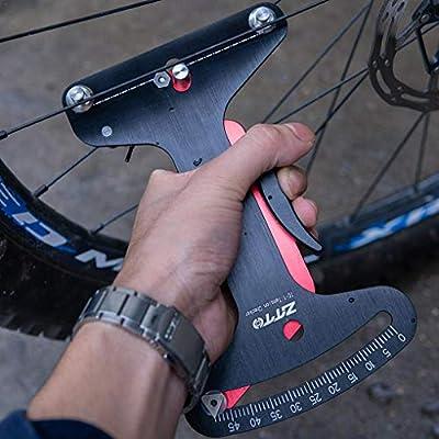 Bomcomi Rayos de la Bicicleta de montaña de tensión Calibración ...
