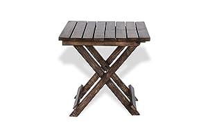 Amaze Shoppee Wooden Foldable Cofee Table