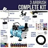 Master Airbrush Professional Cool Runner II Dual