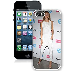 Unique Designed Cover Case For iPhone 5s With Gigi Hadid Girl Mobile Wallpaper(175) Phone Case