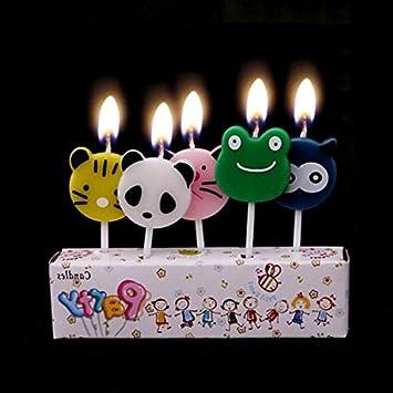 Amazon.com: 10 pcs/set kawaii dibujos animados Kid s torta ...