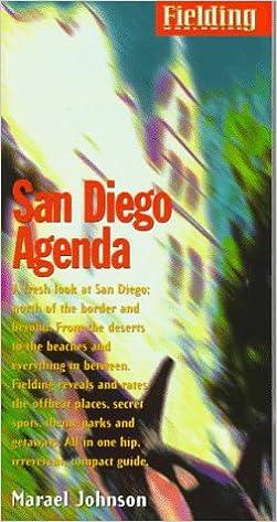 Fieldings San Diego Agenda (Agenda Series): Marael Johnson ...