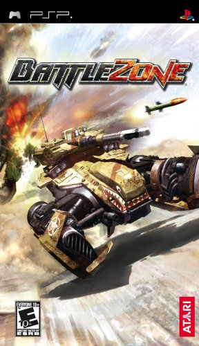 Battlezone - Sony PSP by Activision