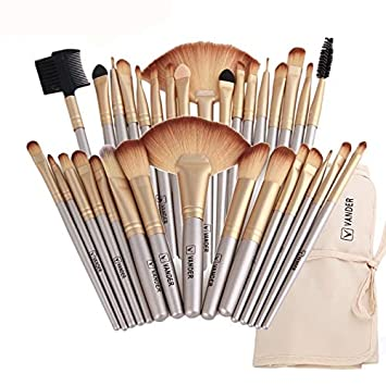 Best Quality - Eye Shadow Applicator - Vander 32Pcs Makeup brushes Sets With  Bag Eye shadow 2c91947dfe07e
