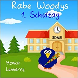 Book Rabe Woodys 1. Schultag