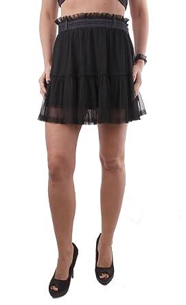 Diesel M-BLUOYSTER Gonna Falda para Mujer Negra (Negro, M): Amazon ...