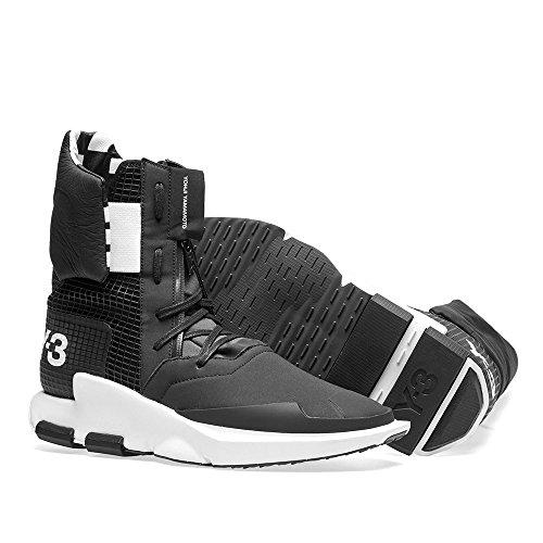 Adidas Y-3 Noci Haute Utilité Noir / Core Baskets Noires Utilitaire Noir / Core Noir / Core Noir