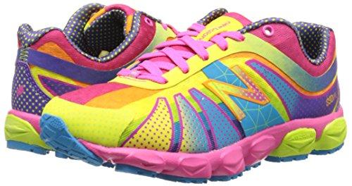 new balance kj890 grade lace-up running shoe big kid little kid