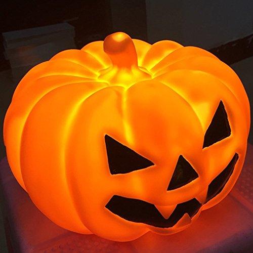 Color Changing Led Safe Pumpkin Light in US - 2