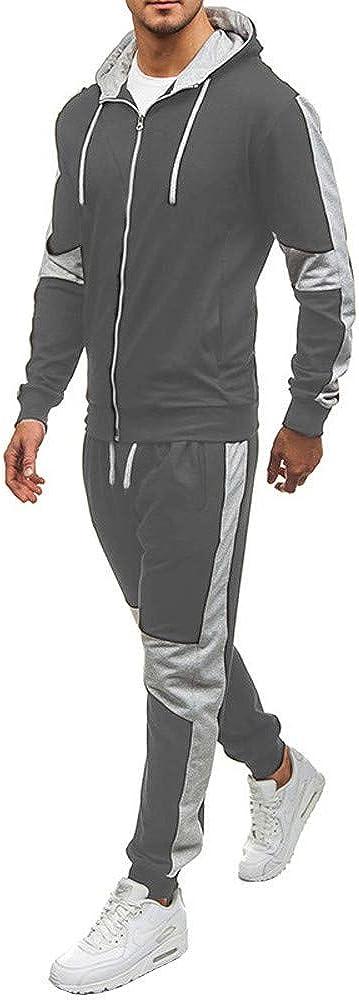 Chandal Xxl B Chandal Para Hombre Hombres Empalme Cremallera Sudaderas Pantalones Juegos Deportivos Chandal Traje Conjuntos De Trajes De Artes Marciales Para Hombre Sudaderas Con Capucha Chaqueta Abrigo Ropa Lekabobgrill Com