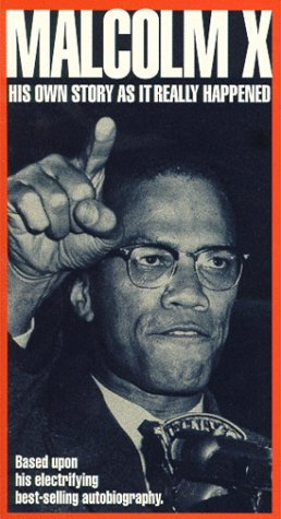 Malcolm X: His Own Story as it Really Happened [VHS]