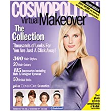 Cosmopolitan Virtual Makeover The Collection