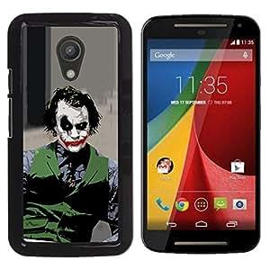 - Evil Joker - - Monedero pared Design Premium cuero del tir???¡¯???€????€????????????¡¯??