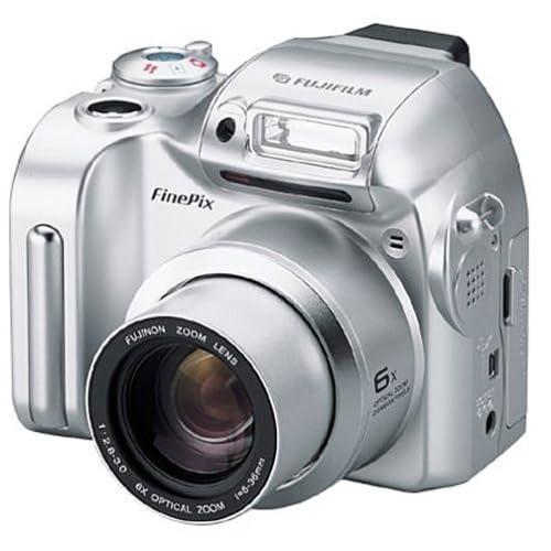 Fujifilm FinePix 2800 2MP Digital Camera w/6x Optical Zoom