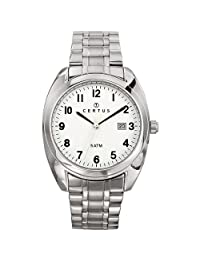 Certus Paris Men's 615970 Classic Analog Quartz Stainless Steel Watch