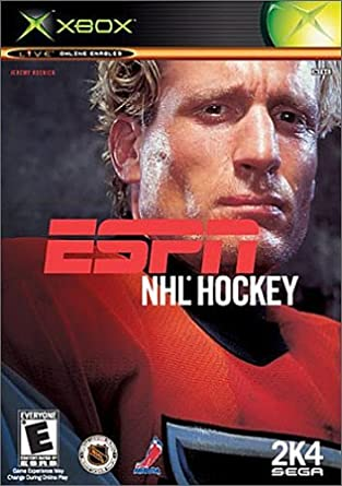 Amazon Com Espn Nhl Hockey Video Games