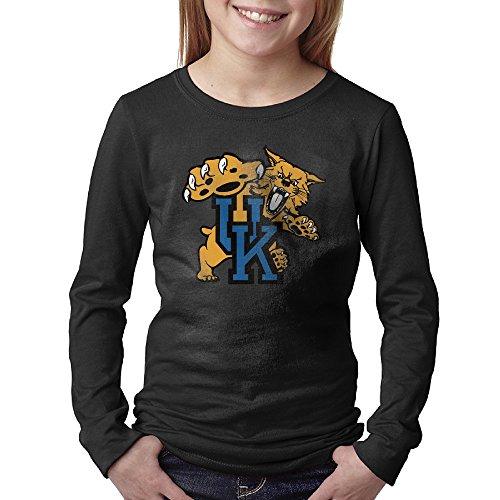 Kentucky Organ (Cotton Jamal Murray Kentucky Wildcats Mascot Youth Long Sleeve Tee Shirt)