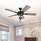 Honeywell Ceiling Fans 50615-01 Glencrest