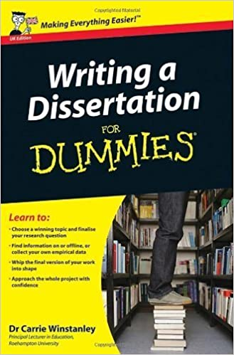 Essay On Science And Technology  How To Write An Essay Thesis also Sample Essay With Thesis Statement Writing A Dissertation For Dummies Amazoncouk  Paper Vs Essay