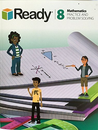 Ready Mathematics Practice and Problem Solving Grade 8