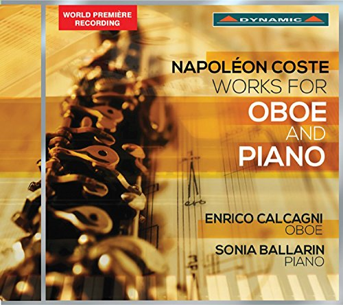 Works For Oboe And Piano