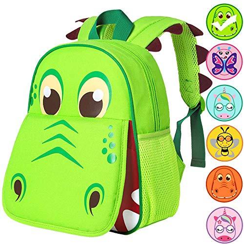 Toddler Backpack Boys Dinosaur Preschool product image
