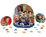 Toy Story Power Up Birthday Party Assorted Table Decorating Kit - Pack Of 23 - Multi-Colored - 12 3 5