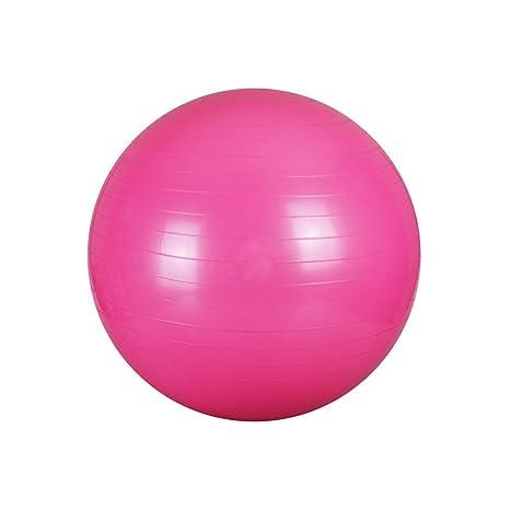 ZENUTA Balón de yoga balón de pilates de PVC Balón gimnasia 65CM ...