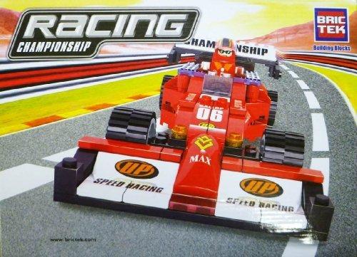 Brictek 21501 Racing Car