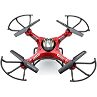 KOOZIMO JJRC H8D 6-Axis Gyro 5.8G FPV RC Quadcopter HD Camera With Monitor + 2PC Motor