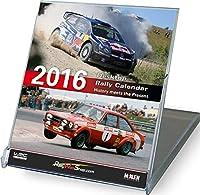 2016 Desktop Rally Calendar: History Meets The