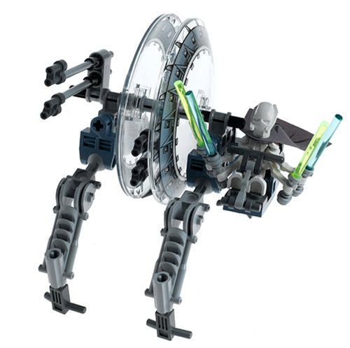 Amazoncom LEGO Star Wars General Grievous Chase Toys  Games
