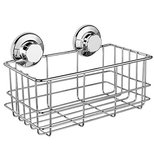 SANNO Suction Shower Caddy