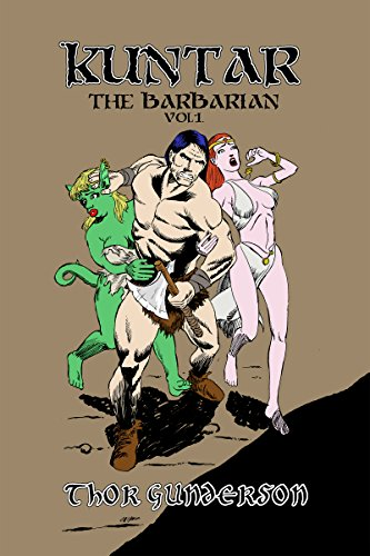 #freebooks – Kuntar The Barbarian! Free until Aug 10.