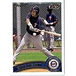 d59fd43ad41 2011 Topps Pro Debut Baseball Rookie Card IN SCREWDOWN CASE #142 Eddie  Rosario.
