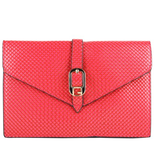 Galleon - Magenta Elegant Diamond Women Clutch Bag For Sharp AQUOS Crystal 133a4a1bb3