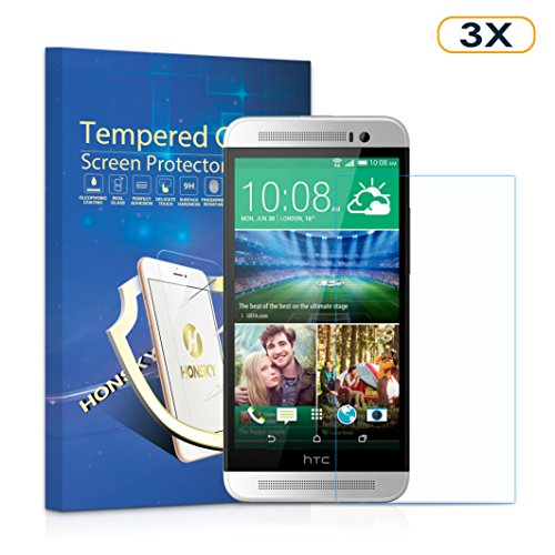 0.3mm Tempered Glass Screen Protector for HTC One E8 - 3