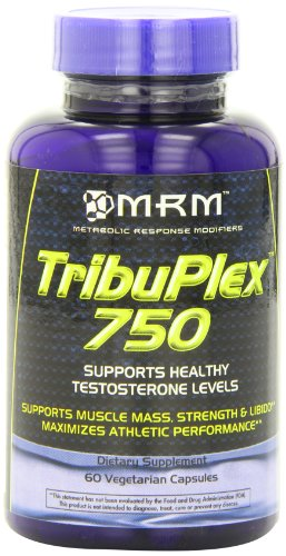 MRM TribuPlex 750 мг, 60-Count бутылки