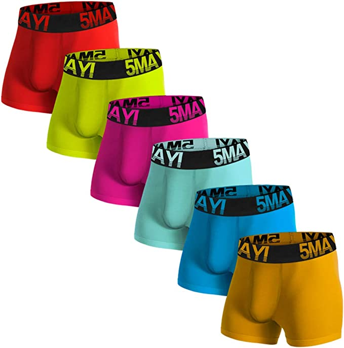 5Mayi - Calzoncillos bóxer para Hombre (algodón): Amazon.es: Ropa ...