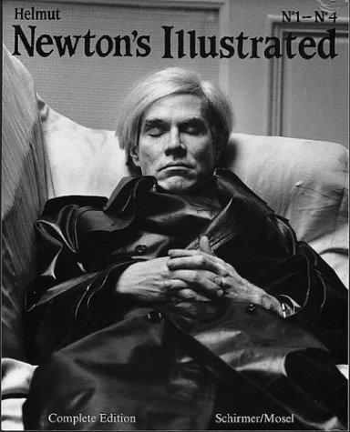 Helmut Newton's Illustrated: No. 1 - No. 4