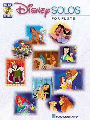 Disney Solos: for Trombone/Baritone [Paperback] [2000] (Author) Hal Leonard Corp.