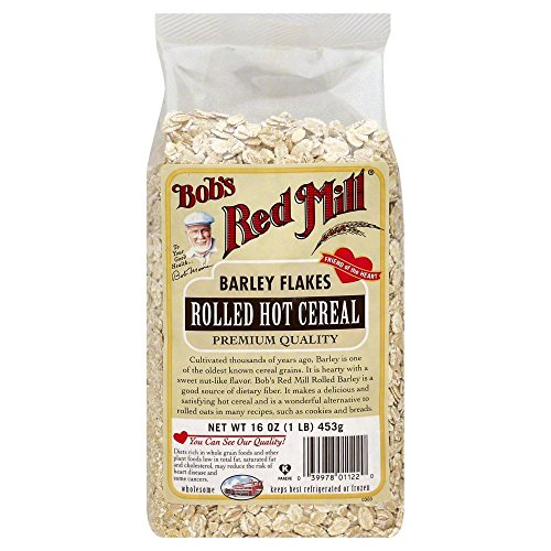 Barley Flakes (Bobs Red Mill Flakes Rolled Barley 16.0 OZ(Pack of 2))