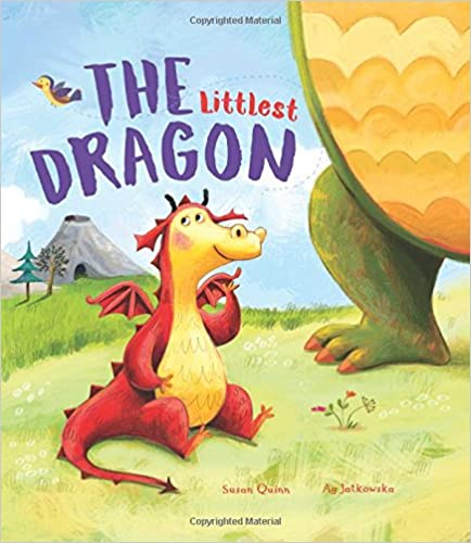 Book Storytime: The Littlest Dragon