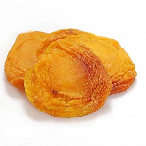 Dried Peaches - 1 resealable bag - 2 lbs