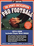 Pro Football, 1974-1998, David S. Neft and Richard M. Cohen, 0312204388