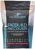 PALEOETHICS Rebuild Recover Paleo Friendly Protein Powder, Berry Flavor, 11.11 oz, 315 Gram,
