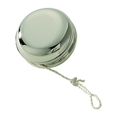 Yo-Yo in Nickel Plated: Toys & Games